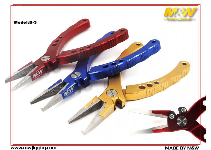 M&w international fishing plier (b-3)
