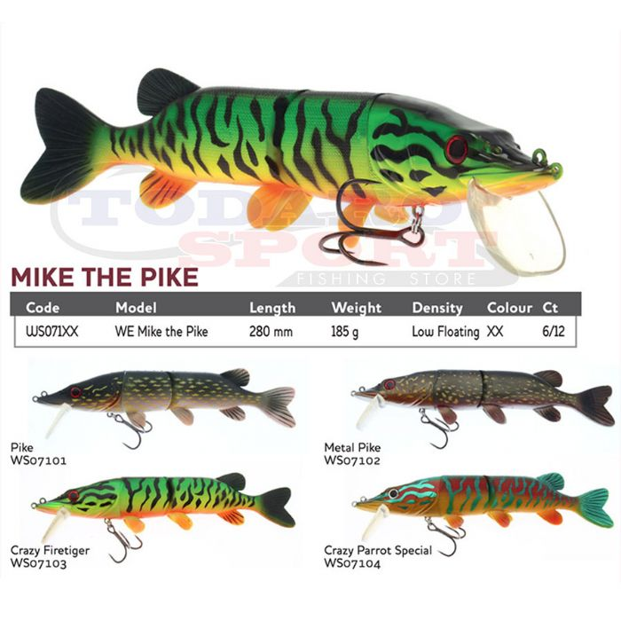 Westin mike the pike hyb