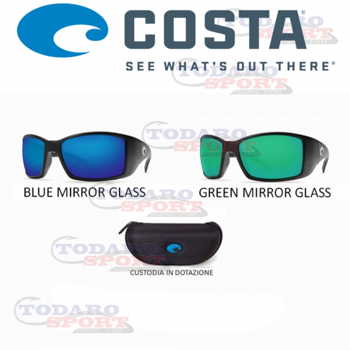 Costa glasses blackfin lenti crystal