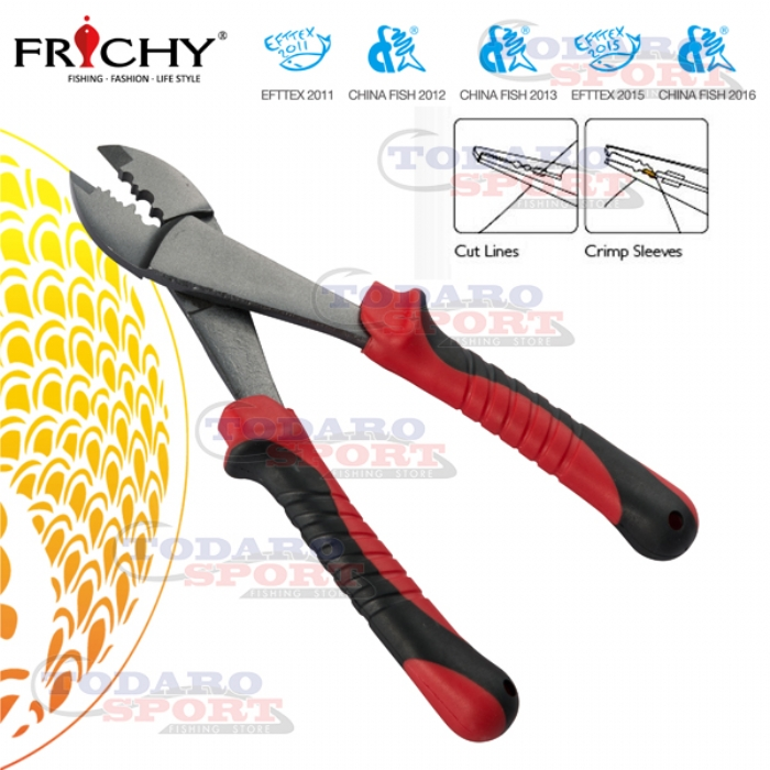 Frichy crimping plier
