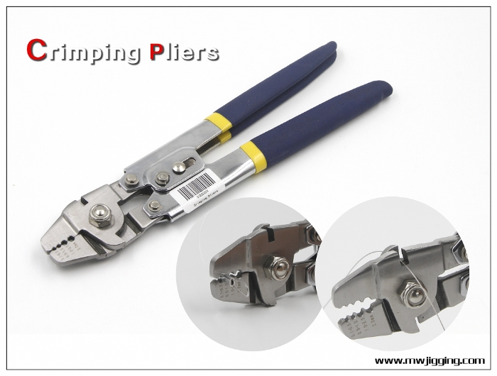 M&w international  crimping pliers